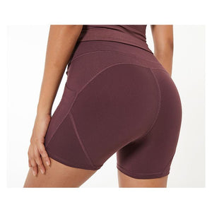 The Perfect Yoga Shorts With Side Pockets