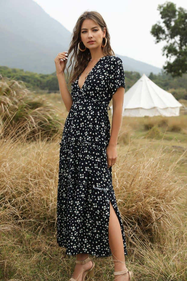 Gone With The Wind Spring Dress 1