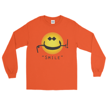 """Smile"" Long Sleeve T-Shirt for Women (Loose Fit)"