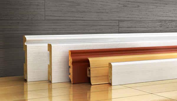 skirting board styles for kitchens