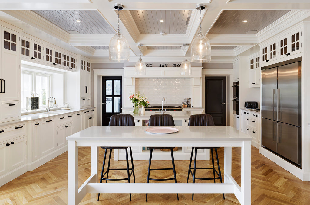 saltbox design kitchen