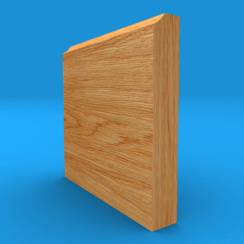 Scotia Oak Skirting Board