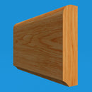 Scotia Oak Dado Rail