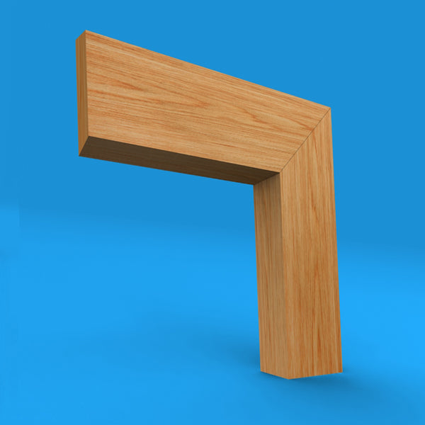 Splay Oak Architrave