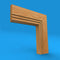 Edge V Grooved 2 Oak Architrave