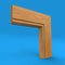 Edge V Grooved Oak Architrave