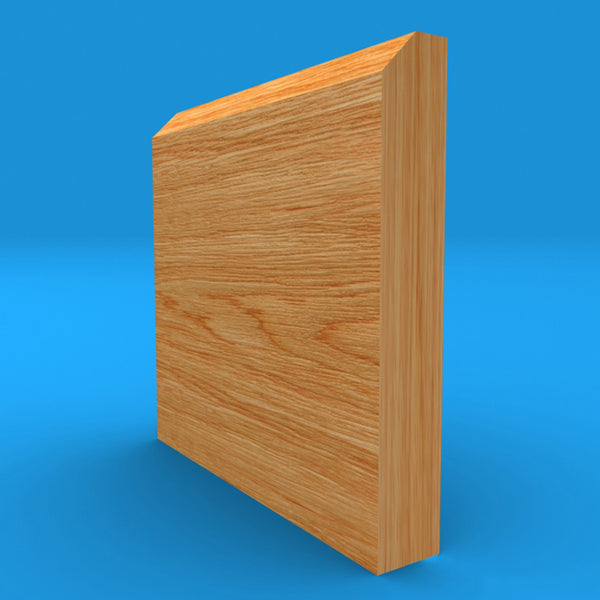 Edge Solid Oak Skirting Board