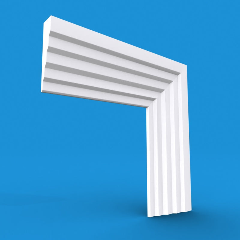 Stepped 3 MDF Architrave