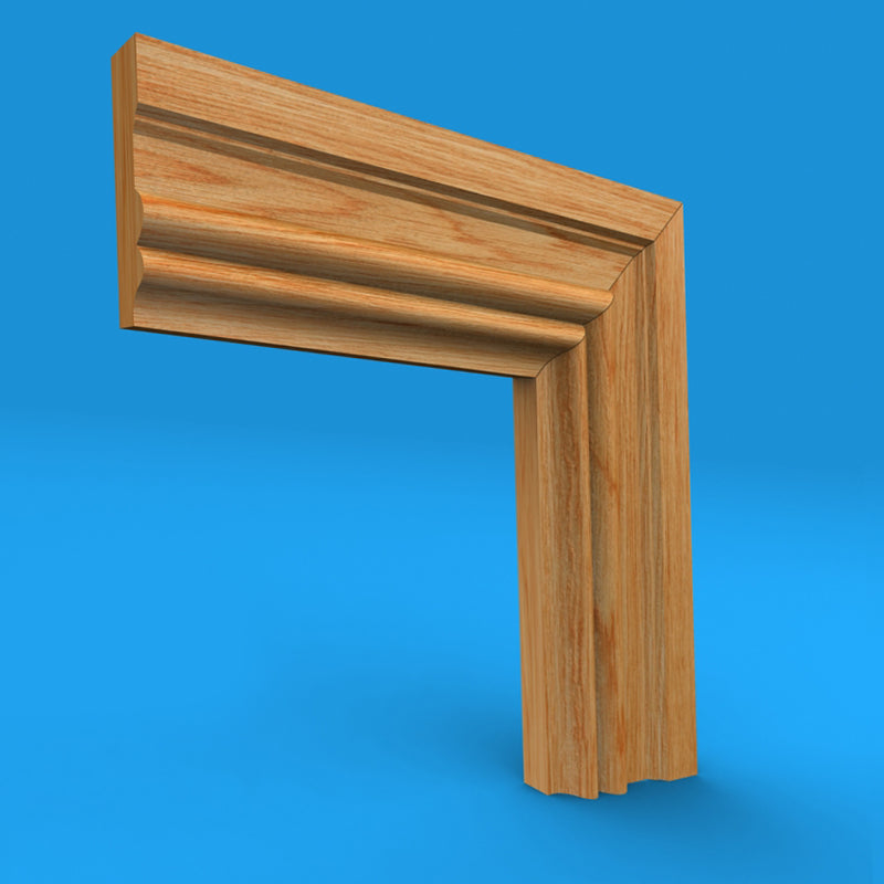 Regency B Oak Architrave