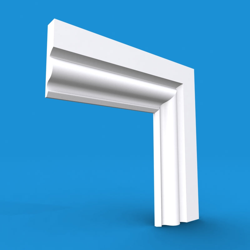 Regency Ogee MDF Architrave 5.4m