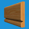 Reveal Oak Dado Rail