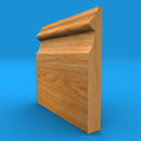 Royal B Solid Oak Skirting Board
