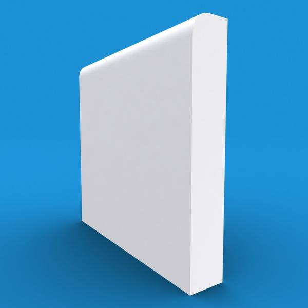 Bullnose Skirting Board 5.4m
