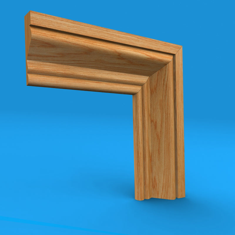 Cesar Oak Architrave