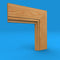 Ovolo Mini Oak Architrave
