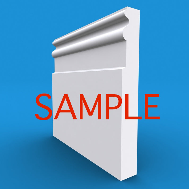 Queens MDF Skirting Sample
