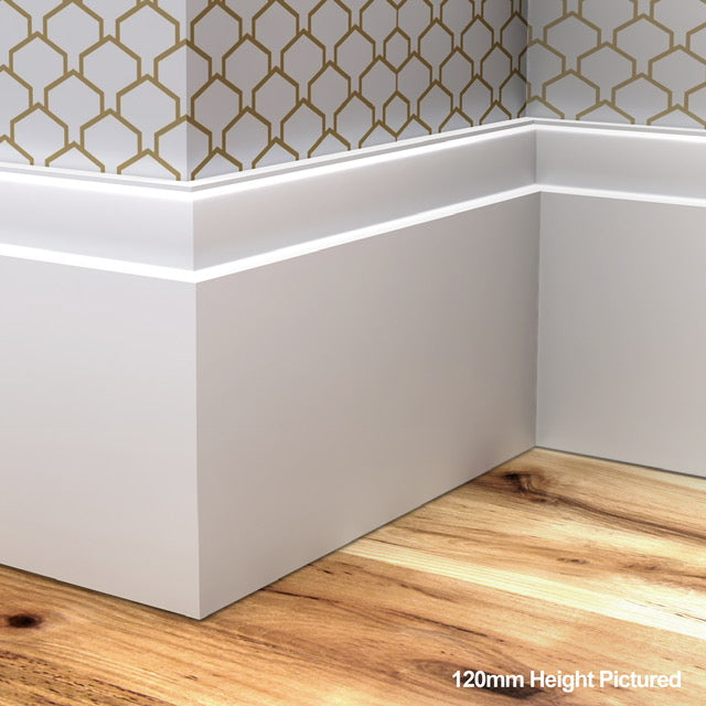 Lambs Tongue Skirting Board