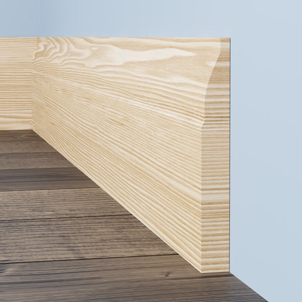Ovolo Pine Skirting Board