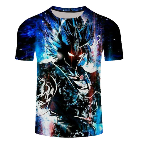 Dragon Ball Destruction T-Shirt - Otakupicks