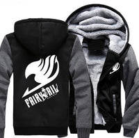 Fairy Tail Hooded Jacket - Otakupicks