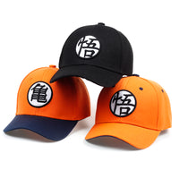 Dragon Ball Kanji Dad Cap - Otakupicks