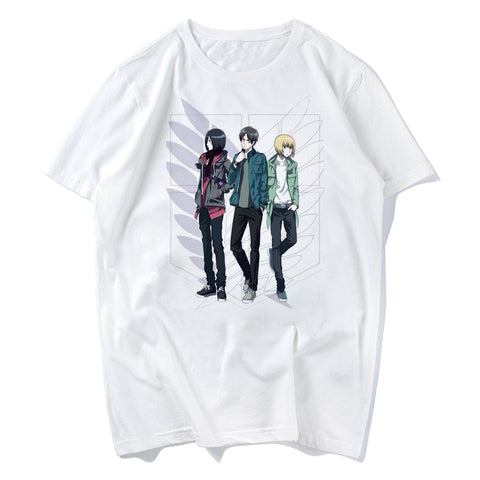 Attack on Titan Young Millennials T-Shirt