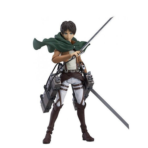 Attack on Titan Eren Jaeger Anime Figure - Otakupicks