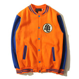 Dragon Ball Z Varsity Jacket - Otakupicks