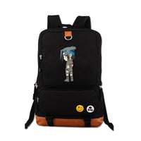 Naruto Chibi Sasuke Military Backpack - Otakupicks