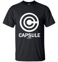 Dragon Ball Z Capsule Corp. T-Shirt