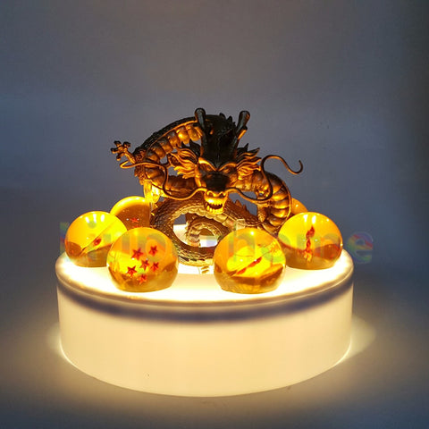 Dragon Ball Z Shenron's Game Lamp
