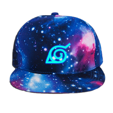 Naruto Konoha Galaxy Hat - Otakupicks