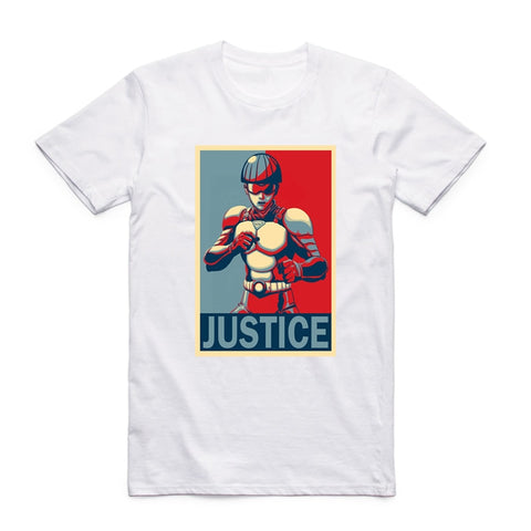 One Punch Man Justice T-Shirt