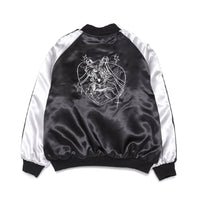 Sailor Moon bomber jacket back view
