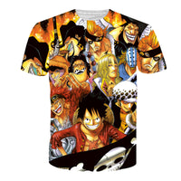 One Piece Family T-Shirt