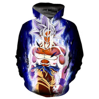 Dragon Ball Z Saiyan Ascension Hoodie - Otakupicks