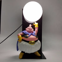 Dragon Ball Z Fat Buu Lamp - Otakupicks