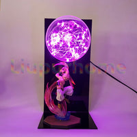 Dragon Ball Z Majin Buu LED Lamp - Otakupicks