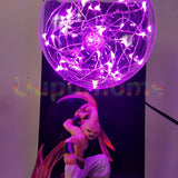 DBZ Majin Buu LED lamp