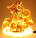 Dragon Ball Z Golden Shenron Lamp