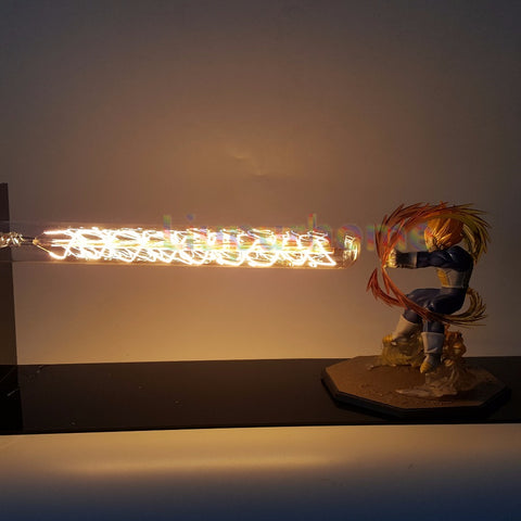 Dragon Ball Z Super Saiyan Vegeta Lamp - Otakupicks