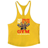 Dragon Ball Z No Pain No Gain Tank Top - Otakupicks