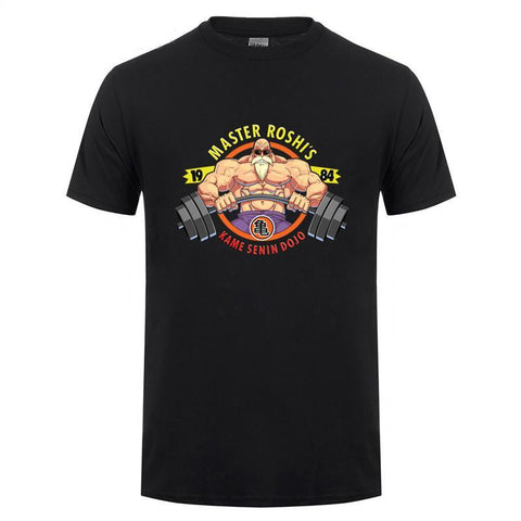 Dragon Ball Master Roshi's Dojo T-Shirt - Otakupicks