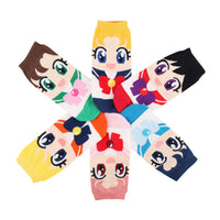 Sailor Moon Chibi Socks - Otakupicks