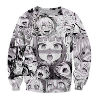 Original Ahegao Sweatshirt - Otakupicks