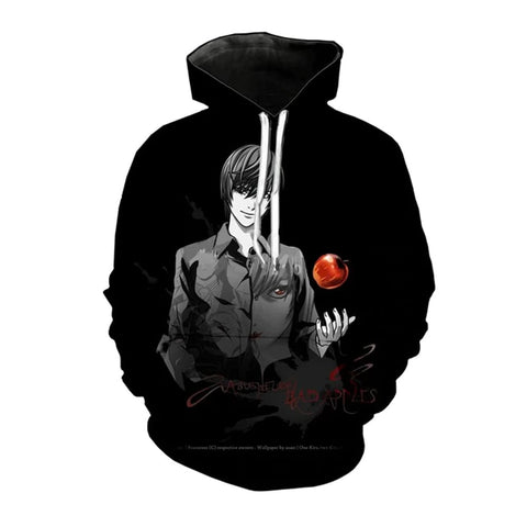 Death Note Game Time Hoodie - Otakupicks