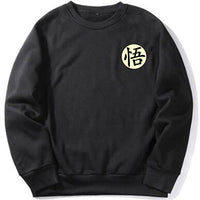 Dragon Ball Z Kanji Sweatshirt - Otakupicks