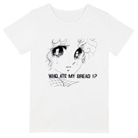 Sailor Moon Bread Thief T-Shirt - Otakupicks