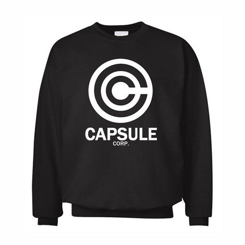 Dragon Ball Z Capsule Corps Sweatshirt - Otakupicks