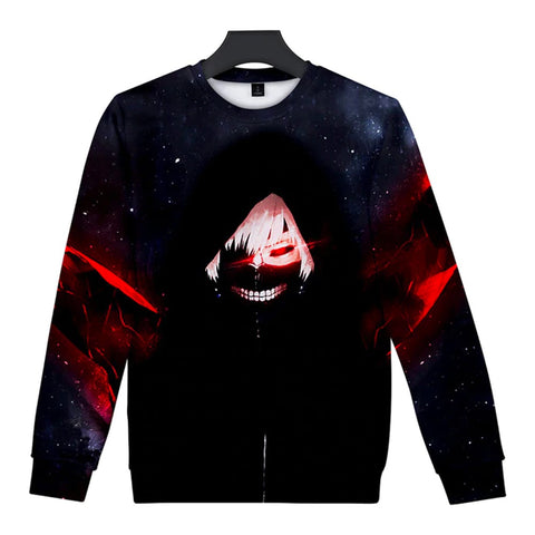 Tokyo Ghoul Darkness Sweater